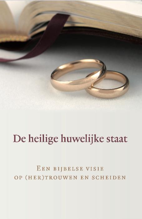 De heilige huwelijke staat